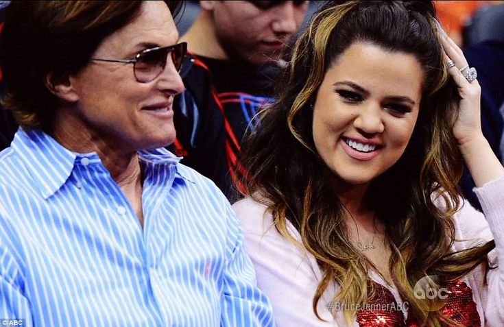 Bruce Jenner reveals he is transitioning to a woman in Diane Sawyer interview   Daily Mail Online