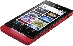 Sony Xperia Sola MT27I Kobiecy telefon od Sony