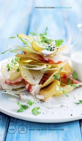 Donna Hay potatoe salad