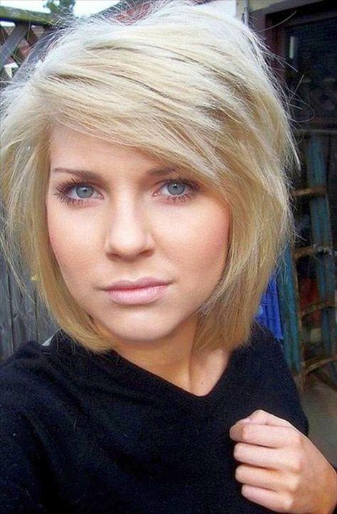 cool Женская стрижка лесенка на короткие волосы (50 фото) — С челкой или без?