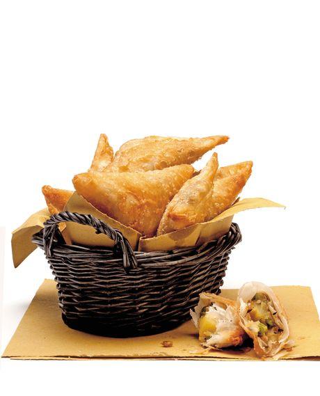 Samosas vegetariani #recipe #cooking #india #food #thai