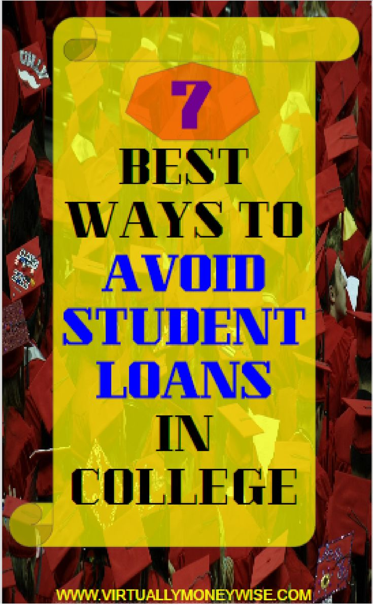 Student loans are one of the most challenging parts of every student's life. But if you are smart enough then you can follow these best ways then you can easily get rid of student loans and enjoy your college life to the fullest. So, read on!
