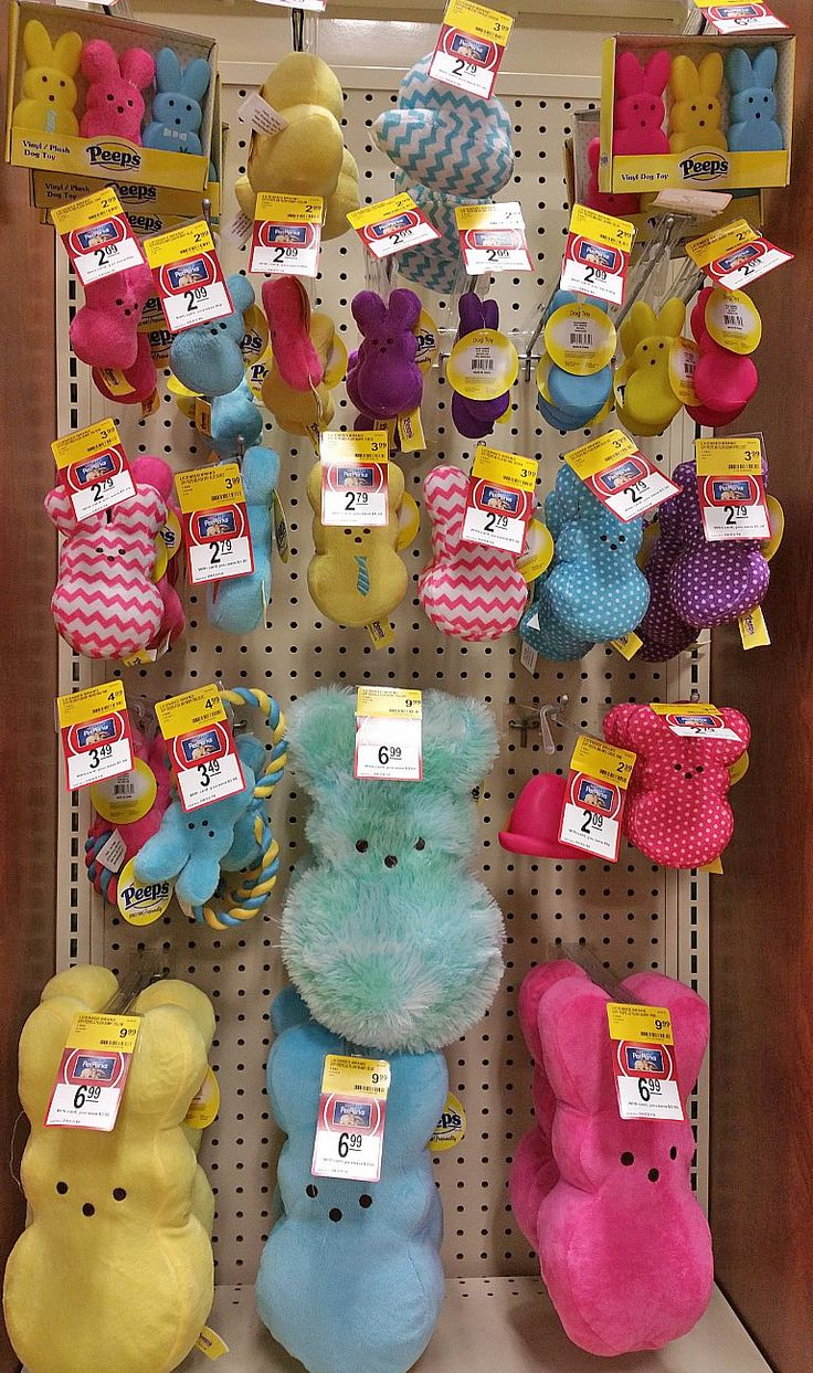 Peeps Toys for Pets