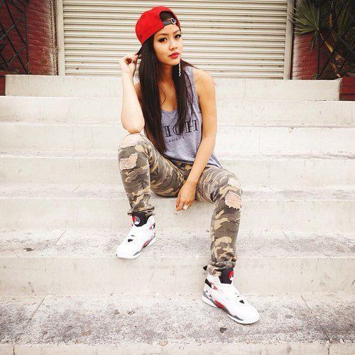 Admirable 133 Best Images About Rap Style On Pinterest Hip Hop Sexy And Hairstyle Inspiration Daily Dogsangcom