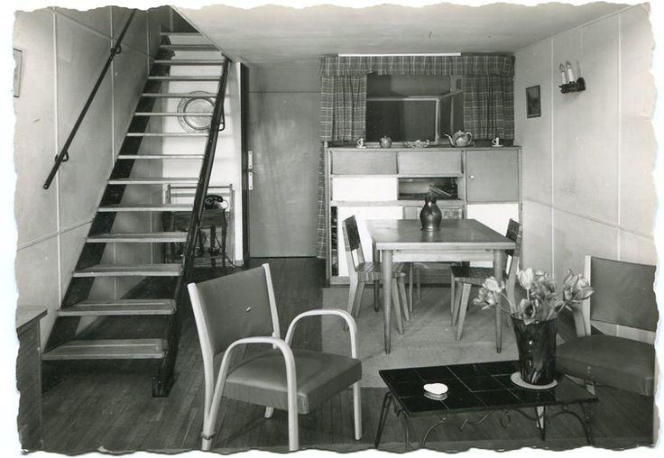 17 meilleures images propos de jean prouv sur pinterest rose des vents tables et chelle. Black Bedroom Furniture Sets. Home Design Ideas