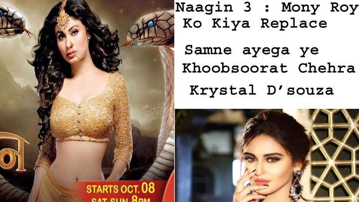 Naagin 3 : Ekta Kapoor Replaced Mouni Roy with New Glamerous Face