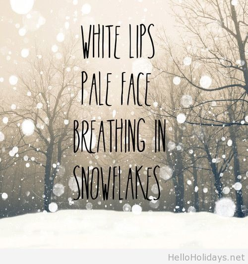 Snowflakes quote messageHello Holidays, Holidays Time, Holidays Pictures