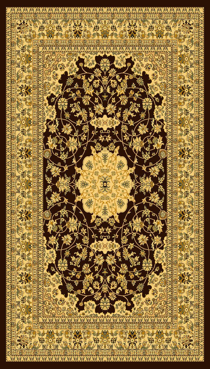 3-Piece Set   Bundle & Save Product Description: Antique Persian style designs in the best quality in the market. Unique patterns with traditional colors. Well-formed cultural rugs made with 100% Poly
