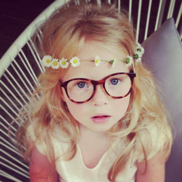The Dutch company Red Kids Eyewear has some really beautiful frames for the babes- http://www.redoptical.com