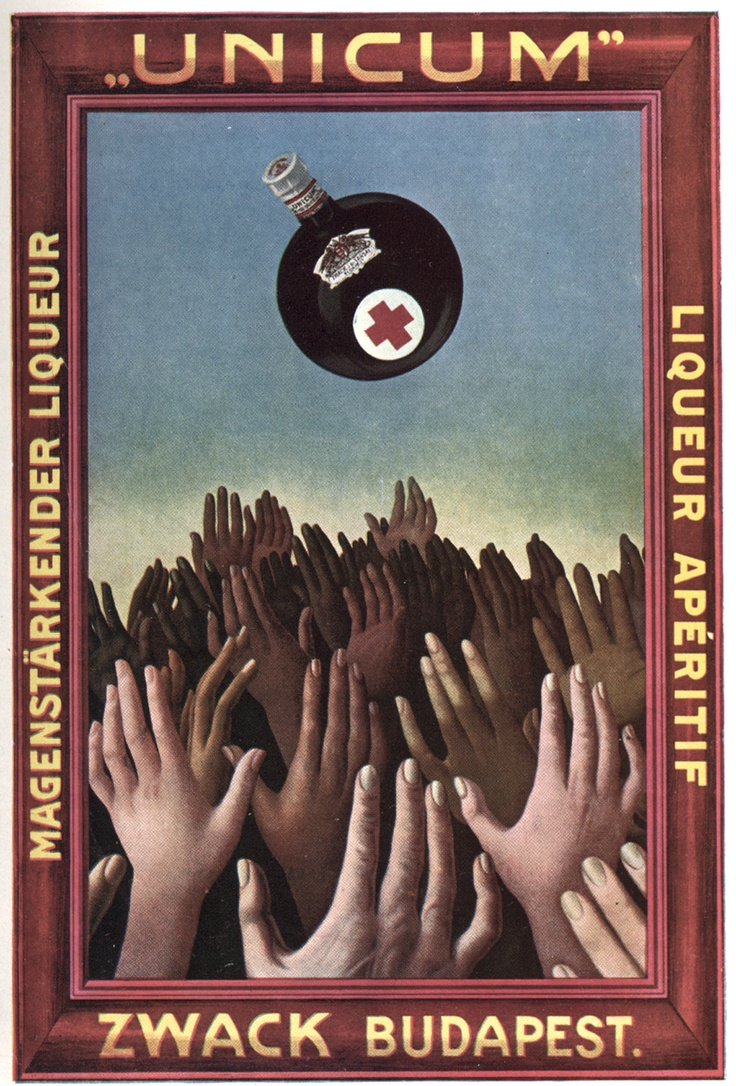 Hungarian advertisement, 1907.