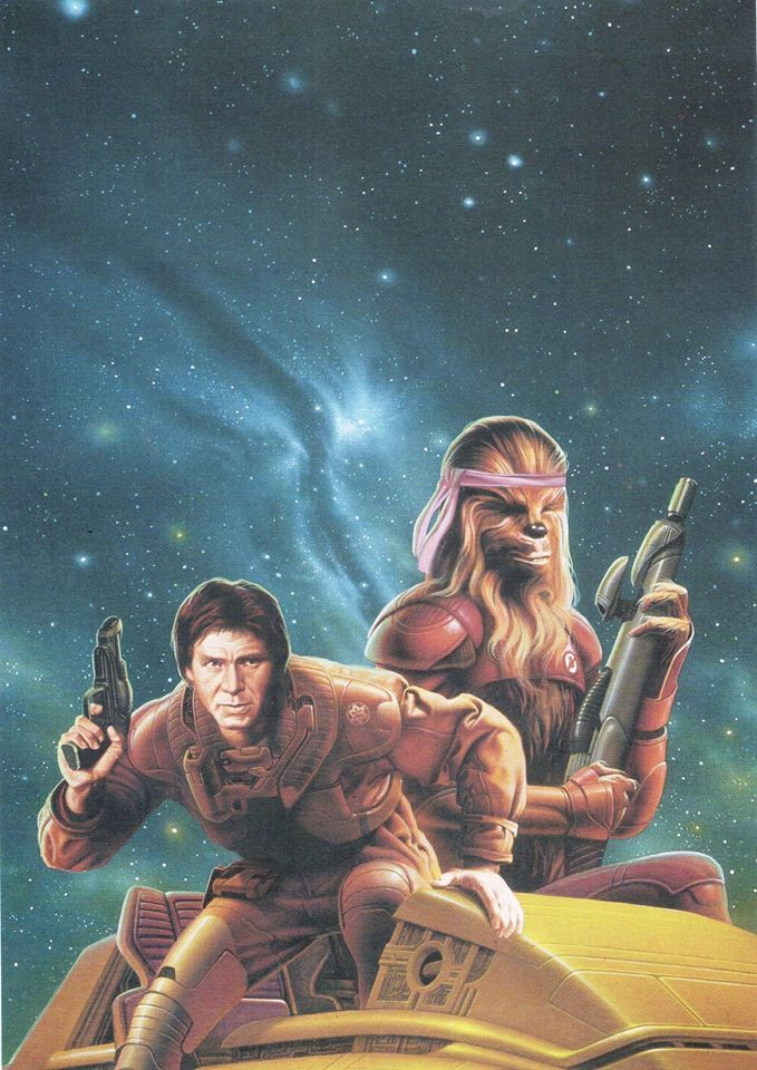 Han Solo and the Lost Legacy (1992)