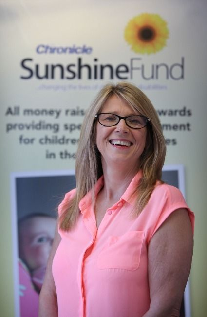Interview: Caroll Pattison from the Sunshine Fund, a Newcastle based charity.