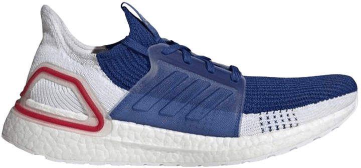 UltraBoost 19 'White Blue'