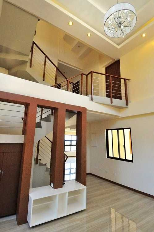 Zen type brandnew house and lot 2 storey house ready for for Zen type house design philippines