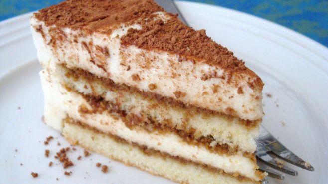Kremalı Tiramisu Pasta Tarifi Videolu - İtalyan kremalı tiramisu pasta nasıl yapılır videolu, How to make Tiramisu Layer Cake video