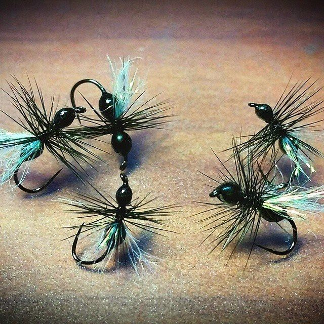 Fly Tying Pattern: Winged Ant – by Holger Lachmann