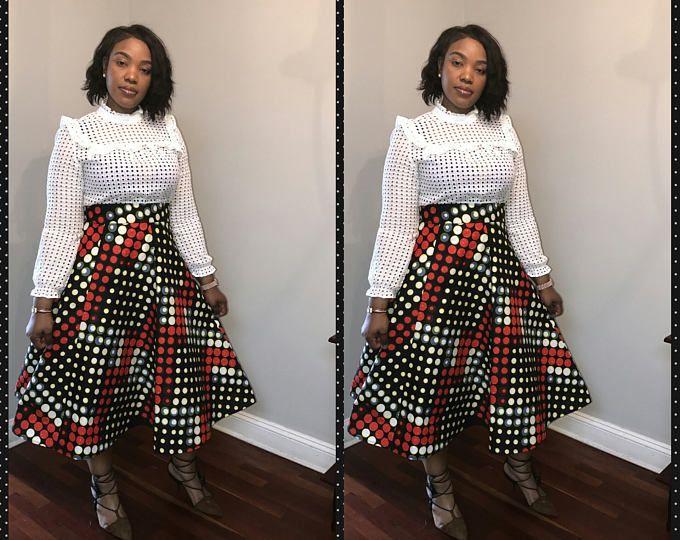 Afrikaanse kleding voor vrouwen /skirt