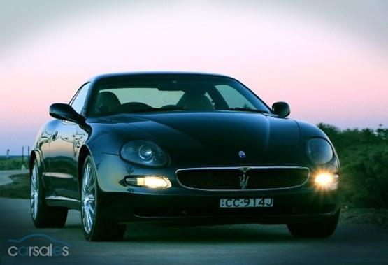 2003 Maserati Cambiocorsa