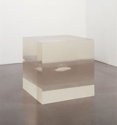 Anish Kapoor Space as an Object 2001