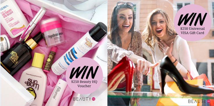 In October, Beauty HQ and 360DMG teamed up to run a five-week competition campaign across Facebook and Instagram. Here are a couple of the ads we planned, built and executed for Beauty HQ…