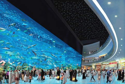 Things to do in Dubai: #Dubai Mall