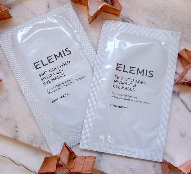 Elemis Pro Collagen Hydra Gel Eye Masks