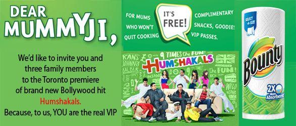 FREE Bollywood Movie : Humshakals
