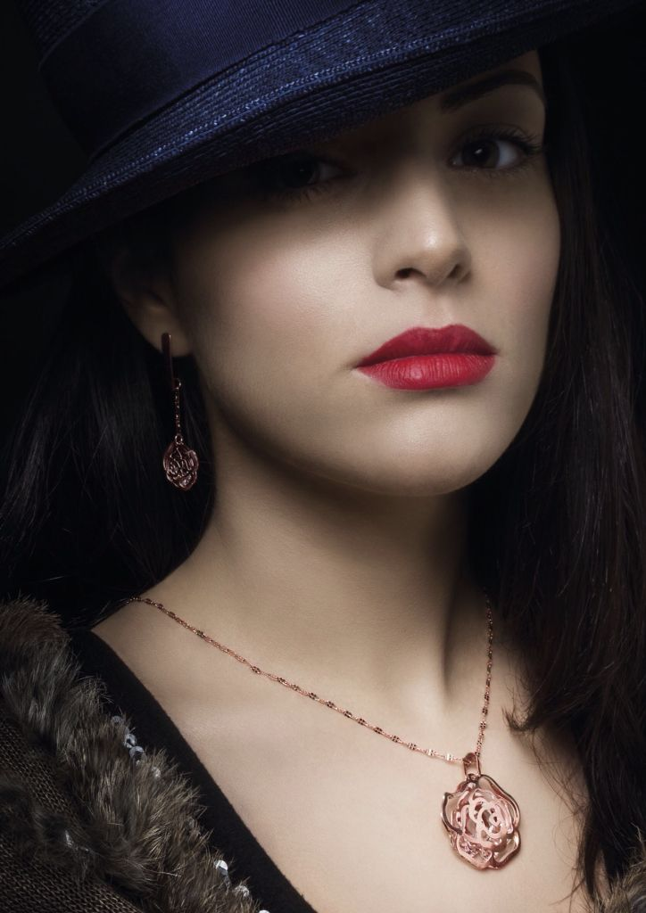 "Collection ""La Rosa, Woman Chic"""
