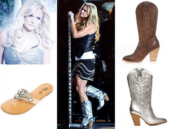 Miranda Lambert on Her Shoe Line: I Decided to Design Boots Because I Couldn't Find a Pair I Loved | People.com