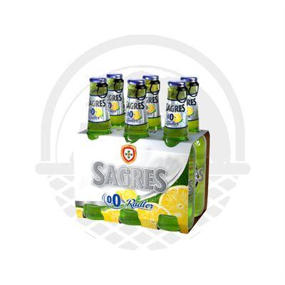 Biere Sagres Radler 6x33cl