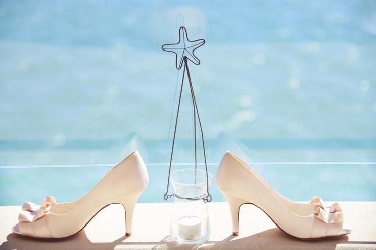 Wedding Shoes - Wedding Photographer - Lisa Michele Burns - Destination Wedding