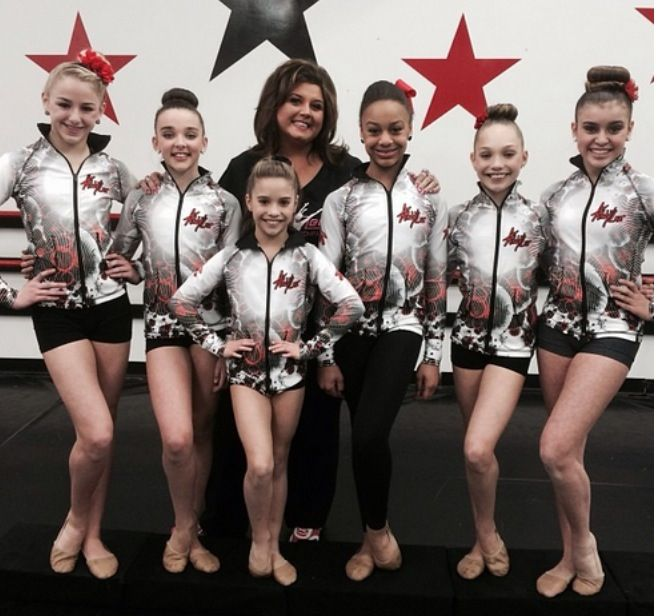 The abby lee dance company ✔️✔️ they rock