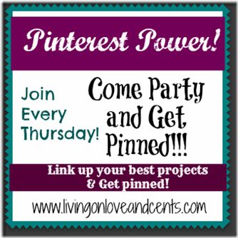 New link up! Share posts that you want pinned! Discover great new ideas too! #linkup #bloggers