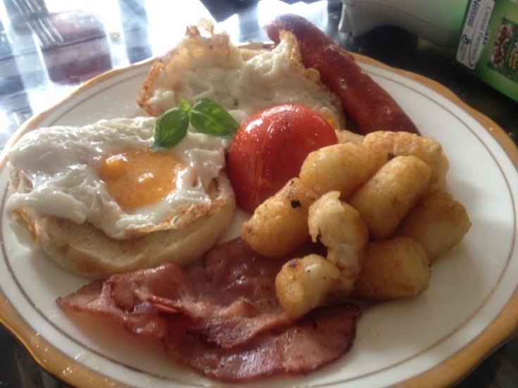 Breakfasta!