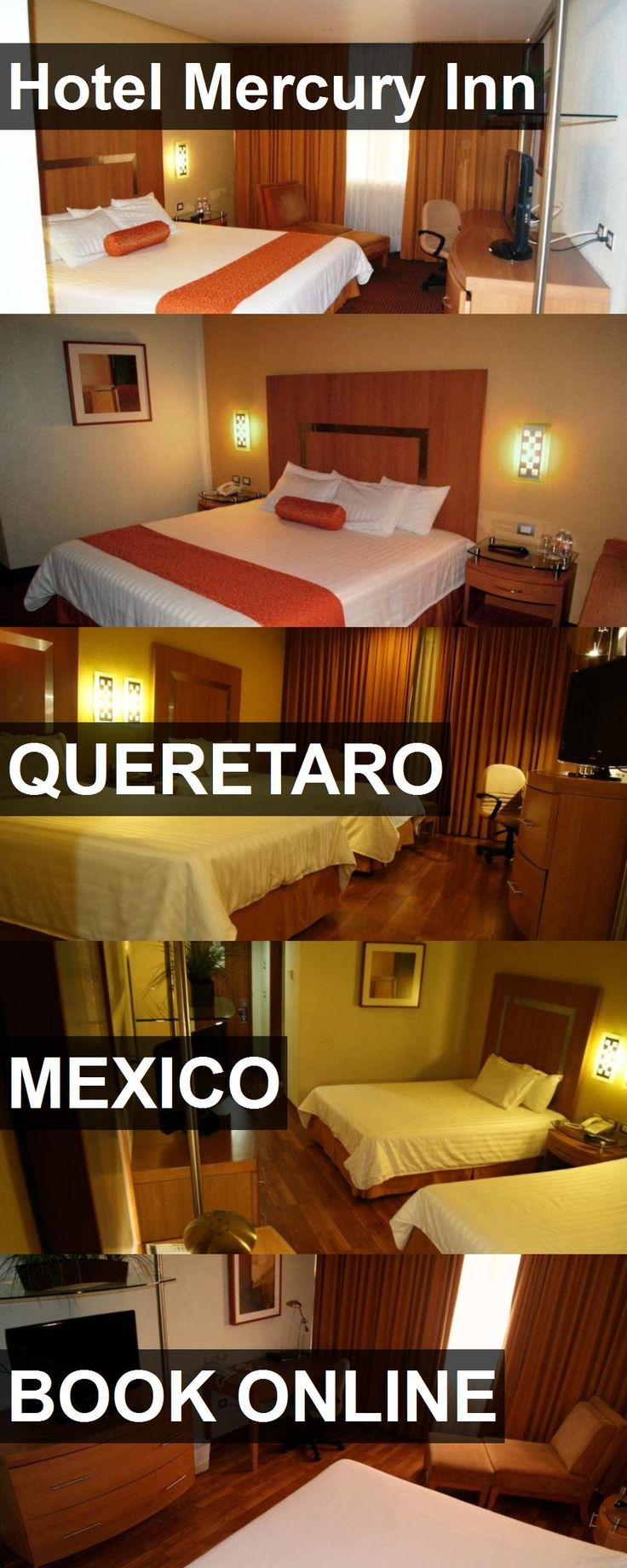Hotel Hotel Mercury Inn in Queretaro, Mexico. For more information, photos, reviews and best prices please follow the link. #Mexico #Queretaro #HotelMercuryInn #hotel #travel #vacation