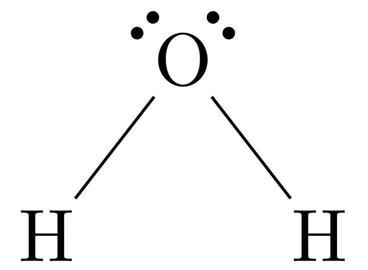 Draw A Lewis Structure Of Formaldehyde In 2020 Molecular Geometry Water Molecule Structure Covalent Bonding