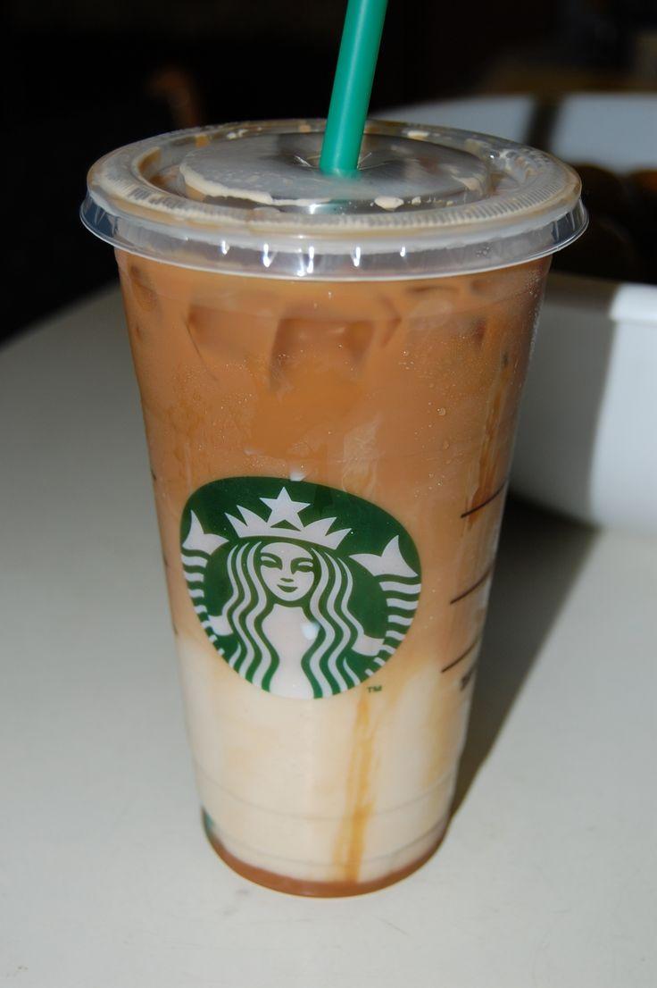 Caramel Macchiato #Iced #Starbucks #Coffee