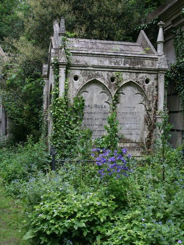 Highgate Cemetery, London, United Kingdom