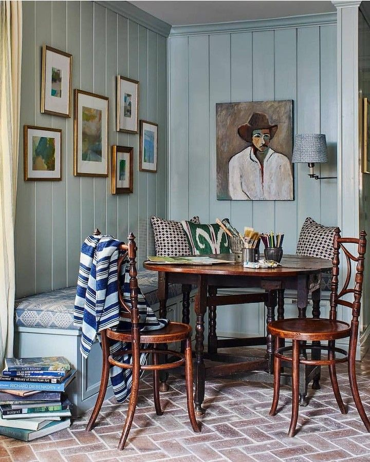 Build Your Own Perfectly Appointed Dining Nook Look At The Detail