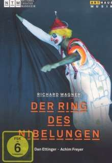 Richard Wagner (1813-1883): Der Ring des Nibelungen, 7 DVDs