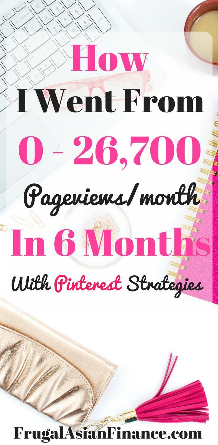In this post, I share my Pinterest, Twitter, Instagram, and other blog strategies.