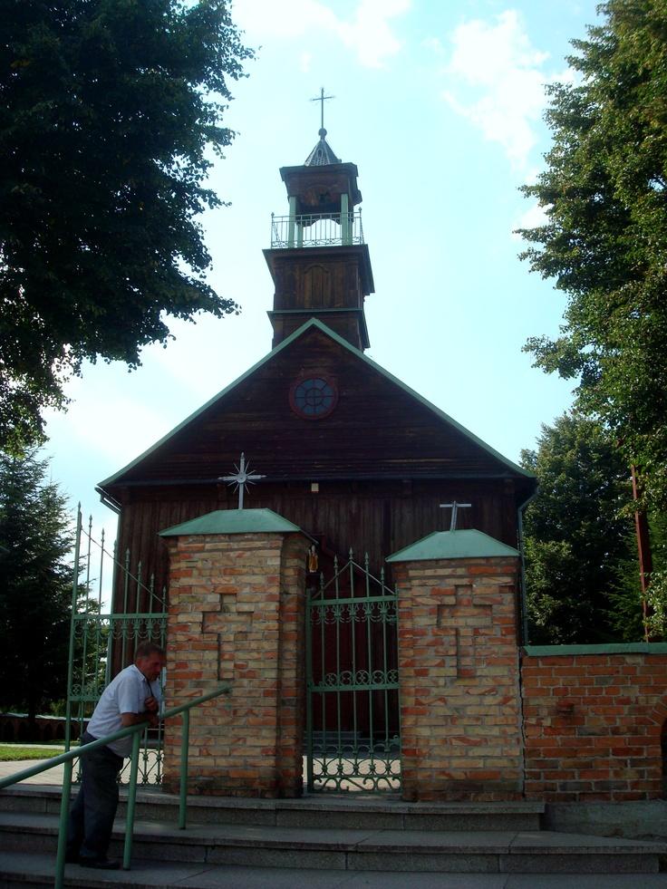 Grodziec - kościół p.w. św. Bartłomieja