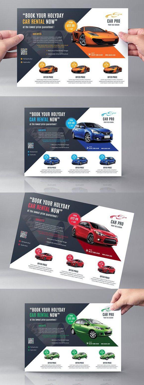 Car Sale Business Flyer. Flyer Templates