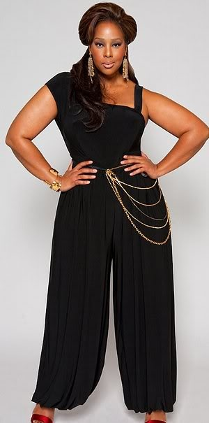 LOVE IT Big beautiful real women with curves fashion accept your body plus size body conscientiousness