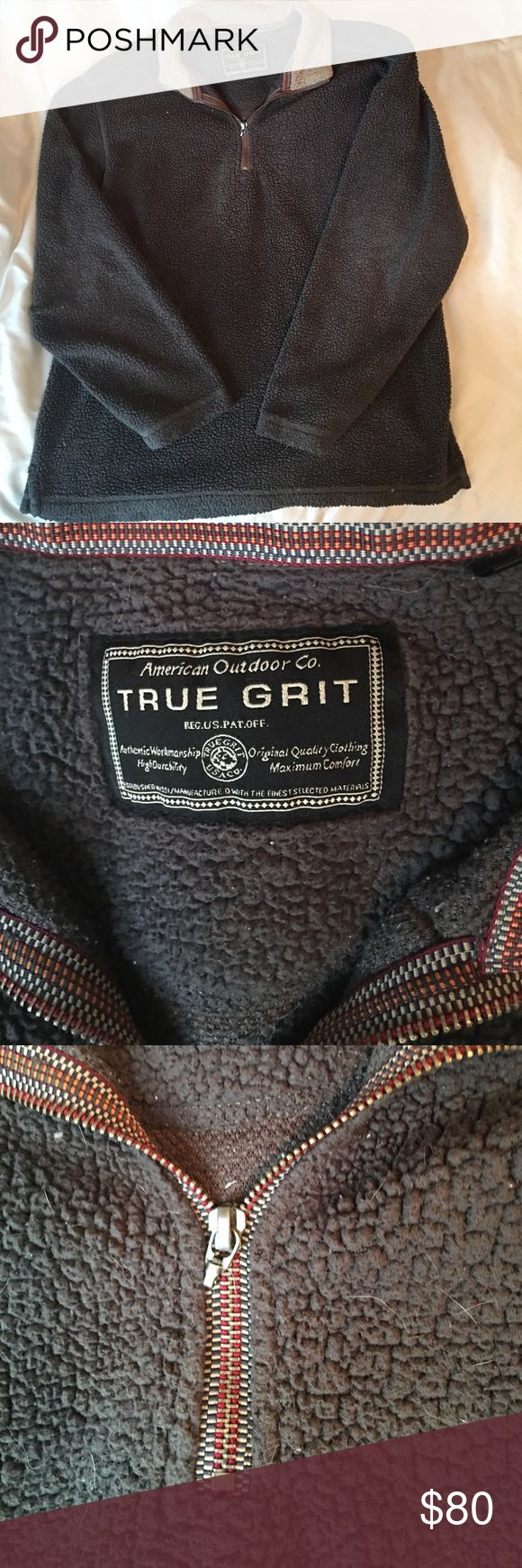 Selling this authentic true grit jacket! on Poshmark! My username is: anntayyy. #shopmycloset #poshmark #fashion #shopping #style #forsale #true grit #Jackets & Blazers