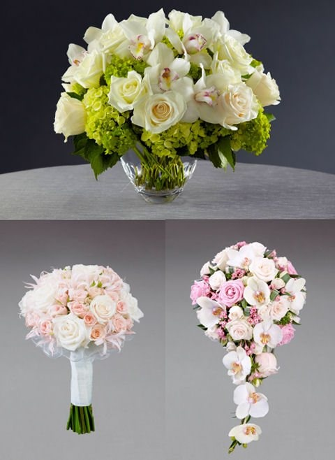 Interflora Launch The Vera Wang Wedding Collection