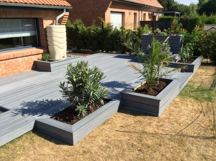 25 best ideas about terrasse bois composite on pinterest for Photos terrasse bois composite