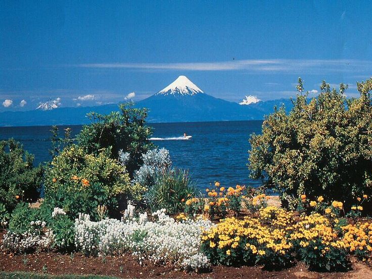 Puyehue, Chile