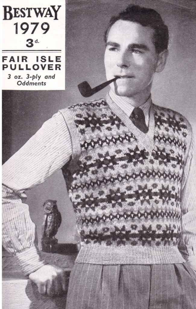 1450 best 1940's knitting and crochet images on Pinterest ...