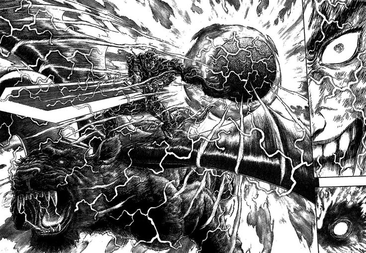 Omg Moments In The Berserk Manga Berserk